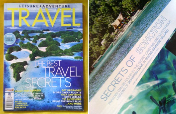 travel magazine sohoton