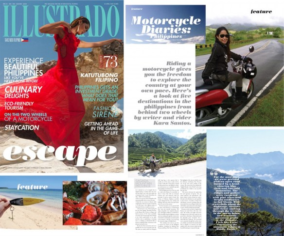 illustrado magazine issue 73 - Motorcycle Diaries