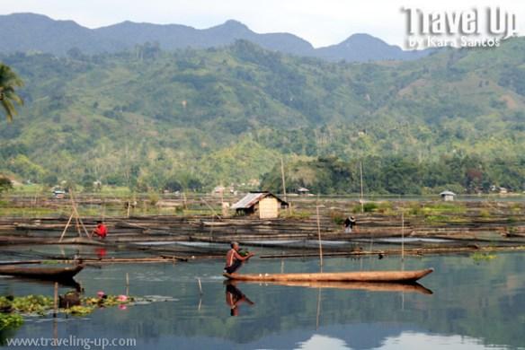 lake sebu boating
