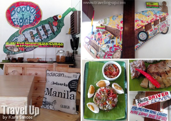 jeepney restaurant maginhawa