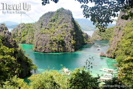 Island Hopping Around Coron Palawan Travel Up
