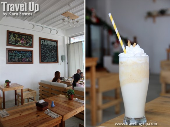 flavours gastronomica naga city pili shake