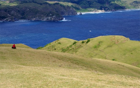 marlboro hills batanes landscape