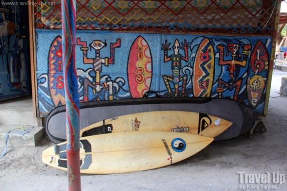 the circle hostel zambales boards