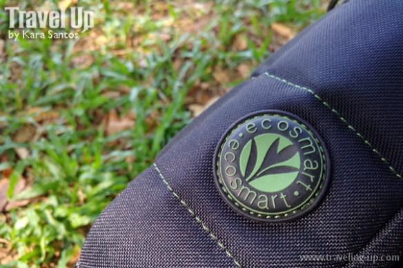 05. targus ecosmart messenger bag logo
