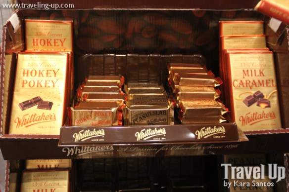 whittakers chocolate new zealand