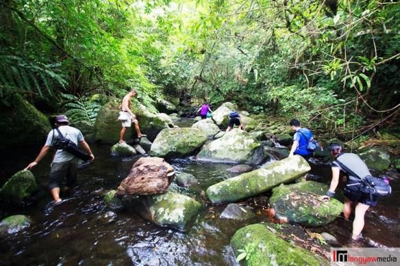mt isarog river trekking photo by langyaw