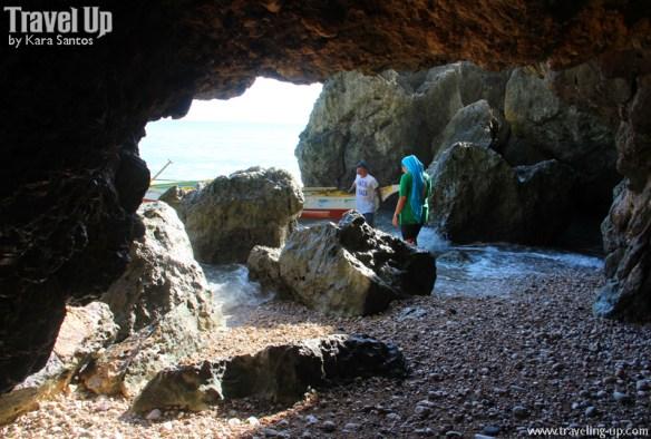 white pebbles beach minalabac camarines sur cave 02