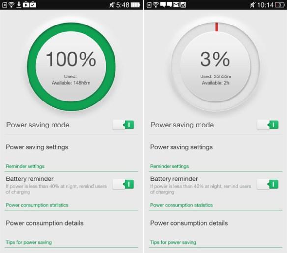 08. oppo n1 smartphone battery life