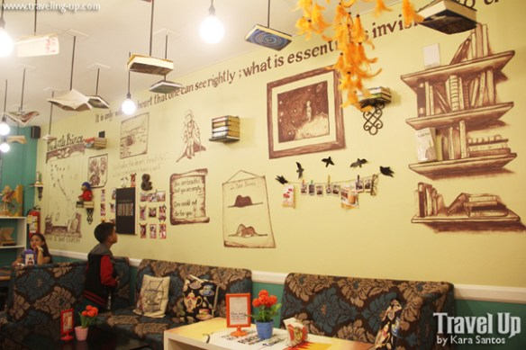 01. chapters book cafe dipolog mural