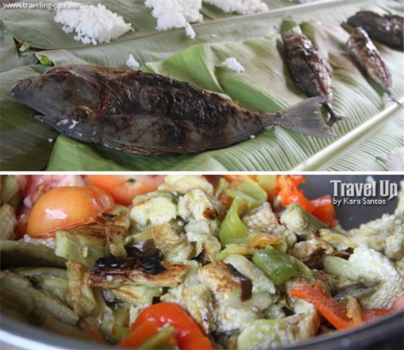 10. real quezon surahan grilled eggplant
