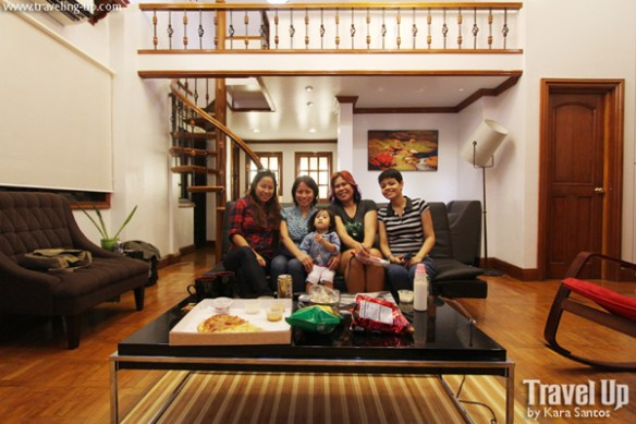 06. alcoves hotel makati 4BR penthouse groupshot