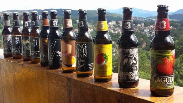 xavierbier baguio craft brewery
