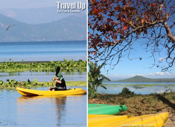 batangas earth and water festival 2015 kayak taal lake