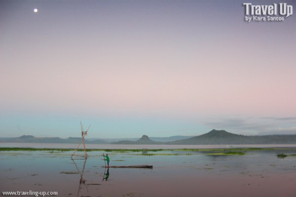 batangas earth and water festival 2015 taal lake dawn