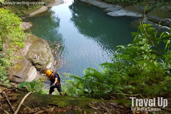 canyoning in samar trexplore