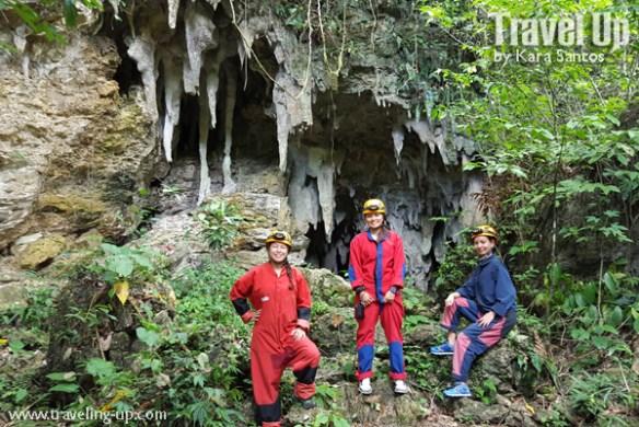 lobo cave samar trexplore entrance group shot