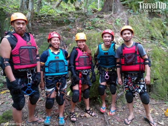 nalalata waterfalls rappelling camarines sur 11