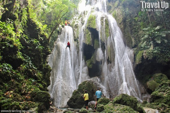 nalalata waterfalls rappelling camarines sur 14