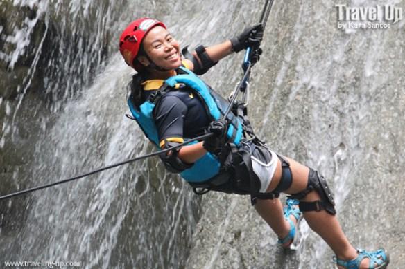 nalalata waterfalls rappelling camarines sur 19