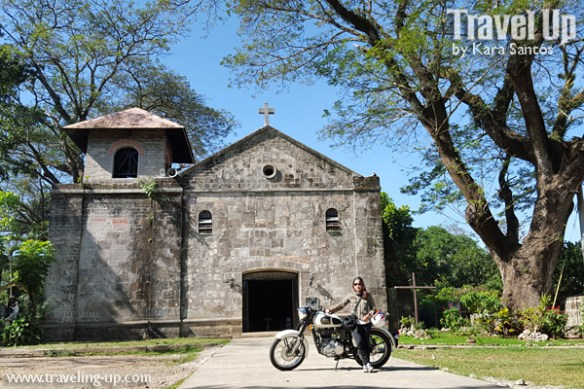 antipolo motorcycle boso-boso church travelup