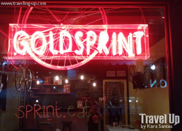 goldsprint katipunan sign