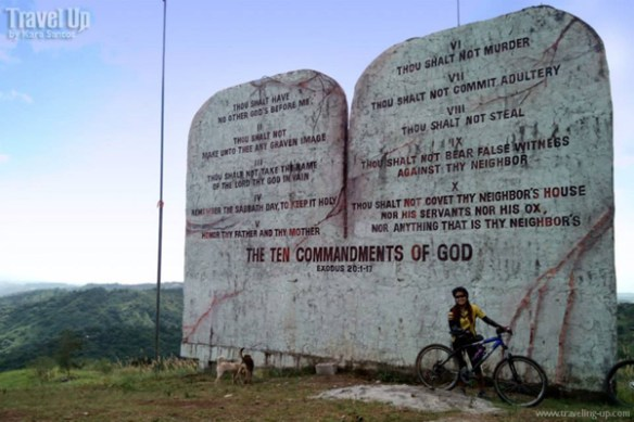 ten commandments camp sinai san mateo rizal bike