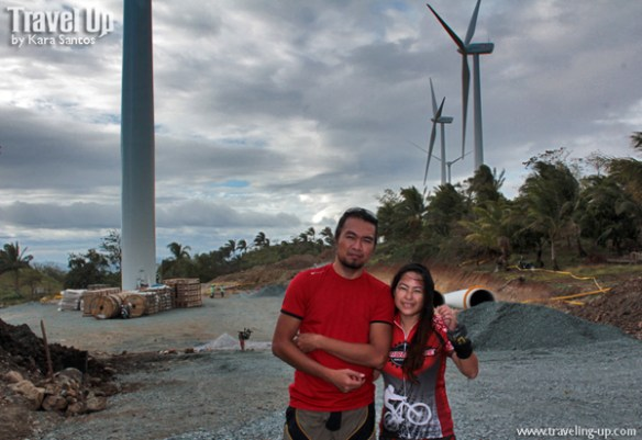 wind farm bugarin