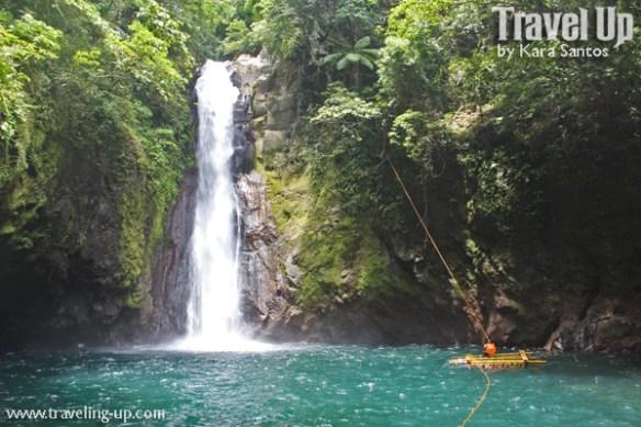 12. colasi falls mercedes camarines norte bicol
