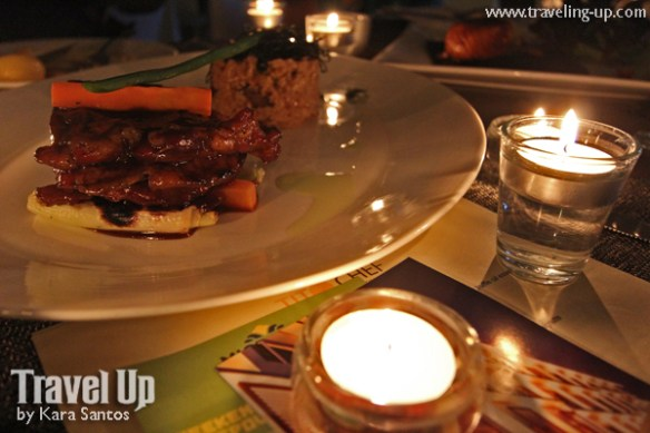 microtel acropolis tito chef earth hour