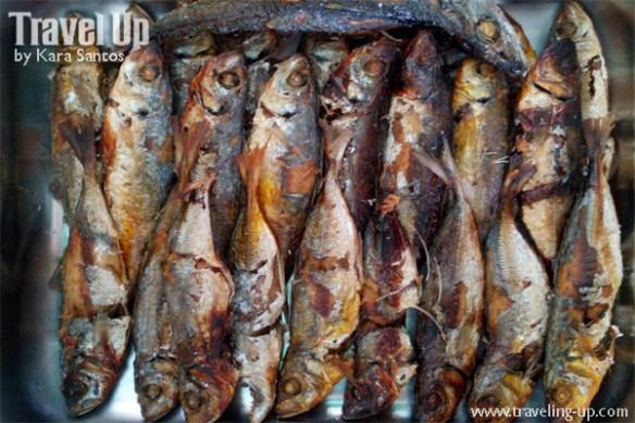 tinapa dried fish mercedes camarines norte bicol