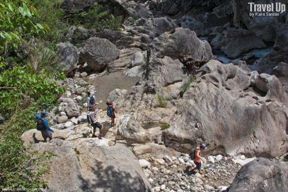 13. daraitan river trek
