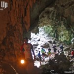 Adventure in Aglipay Caves, Quirino