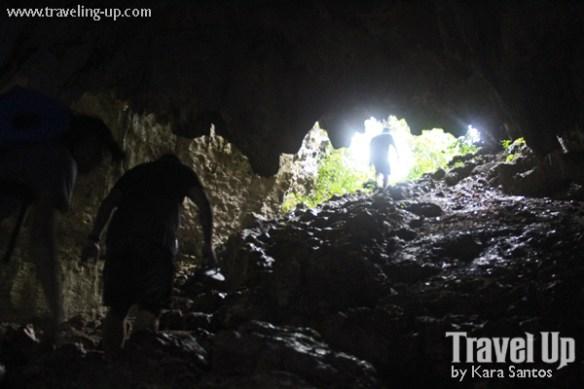 aglipay caves quirino exit