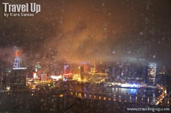 08. aj hackett macau tower china view rain