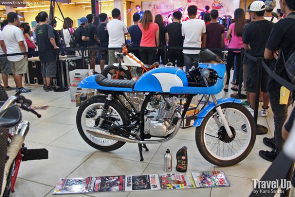 13. motobuilds pilipinas 2015 Kratos Custom Cycles with a Suzuki GD110 Cafe Racer