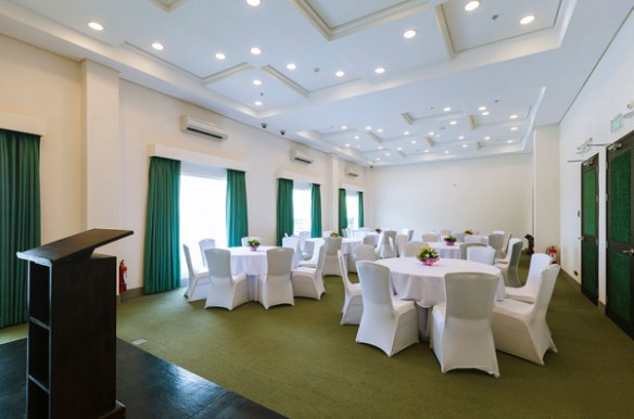 Microtel South Forbes - Function Room