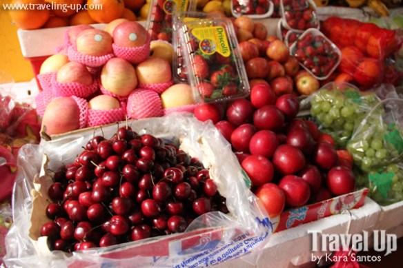 47. vendors fruits
