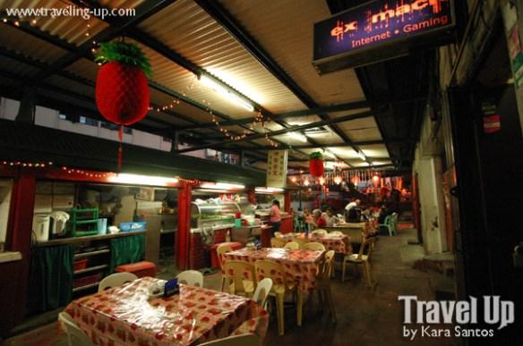 binondo estero fastfood restaurant chinatown