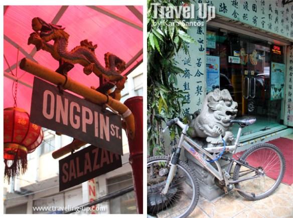 binondo ongpin salazar street sign bike