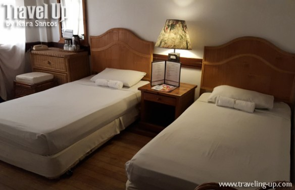 corregidor island philippines hotel twin room