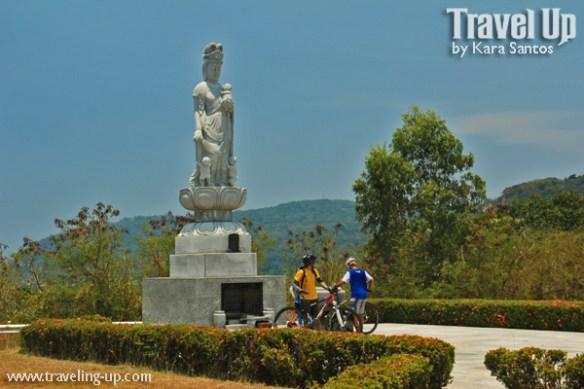 corregidor island philippines japanese garden bikers
