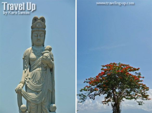 corregidor island philippines japanese garden statue