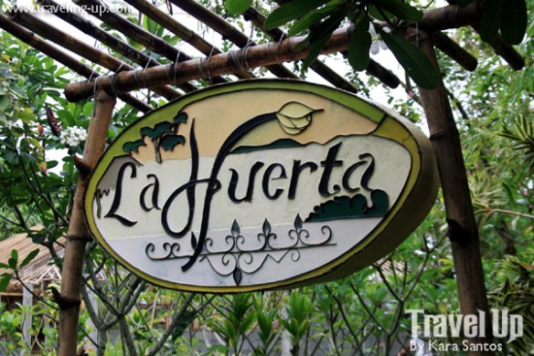 01. la huerta farm baao camarines sur sign