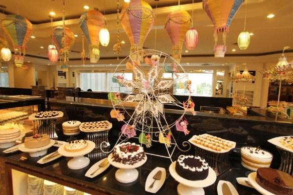 Dad's World Buffet Dessert