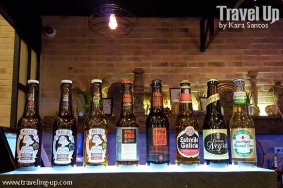 encanto bar que pasa naga beer maeloc sidra 1906 estrella galicia cerveza negra