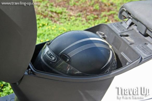 kymco agility 125 helmet