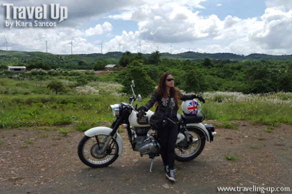 09. rizal wind farm philippines royal enfield