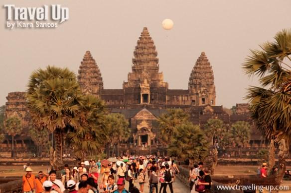 cambodia angkor archaeological park angkor wat