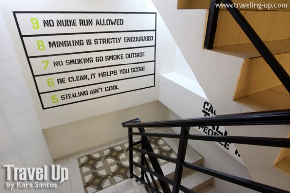 junction hostels makati 05 stairs rules